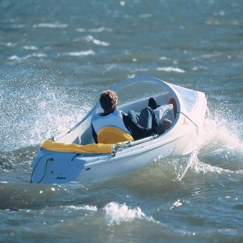 The English Channel Pedal Boat.