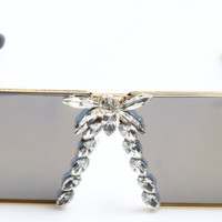 Shalin Crystal Oversized Sunglasses