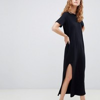 ASOS DESIGN ultimate t-shirt maxi dress at asos.com