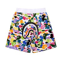 Bape Colorful Shorts