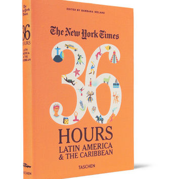 TaschenThe New York Times 36 Hours: Latin America and The Caribbean Cloth-Bound Book|MR PORTER
