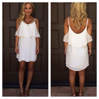 Light as a Feather White Dress