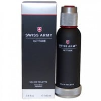 Victorinox Swiss Army Altitude Eau de Toilette Spray, 3.4 Ounce