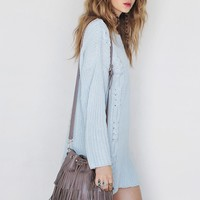 Run Away With Me Fringe Bag