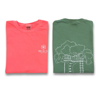 Tree House Adult Short Sleeve Tee