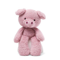 13.5 inch Plush Fuzzy Pig - Enesco - Farm Animals - FAO Schwarz®