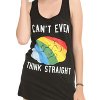 I Can't Even Think Straight Girls Tank Top