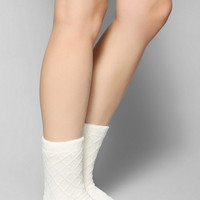 Double-Layer Boot Sock - Urban Outfitters