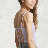 Strappy Back Bodysuit