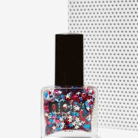 NCLA Glitter Lacquer - Red, White, and You