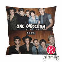One Direction Four Cushion Case / Pillow Case