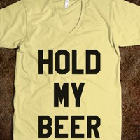 HOLD MY BEER | FRESHTS