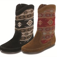 Minnetonka Baja Boot (Multiple Colors)