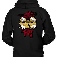 Wu Tang Weapon Hoodie Two Sided