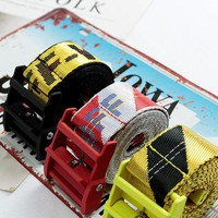 printed letters OFF White fashion casual style students belt yellow white youth kids designer belts buckle Canvas men women belts 130cm-200cm