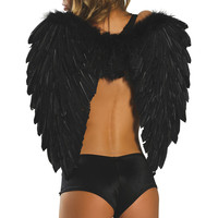 One Size Feather Wings