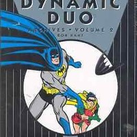 DC Comics Batman Dynamic Duo Archive Editions Hardcover Graphic Novel - Volume 2