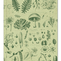 Plants & Fungi Softcover Notebook