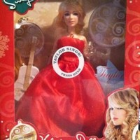"""Taylor Swift - """"Santa Baby"""" Special Edition Performance Holiday Doll"""