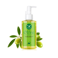 Olive Deep Cleansing Water Intensive Purify Makeup Remover Oil Soft Eyes Lips Natural Mild Clean for Face Make up remove A5