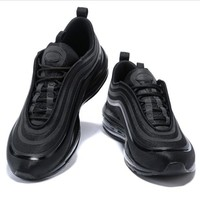 NIKE black Air Max 97 Fashionable casual shoes sports shoes-10