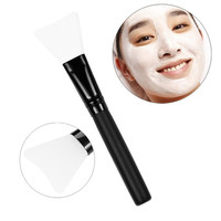 2017 HOT New Arrival Wooden Handle Facial Face Mud Mask Mixing Brush Cosmetic Makeup Kit pincel para maquiagem Anne