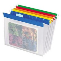 Pendaflex® EasyView Poly Hanging File Folders, Letter, Assorted Colors, 25/Box : Target