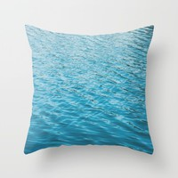Echo Park Lake Throw Pillow by CMcDonald | Society6