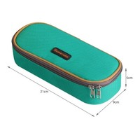 Homecube Big Capacity Pencil Case, Green