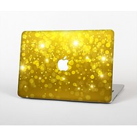 """The Orbs of Gold Light Skin for the Apple MacBook Air 13"""""""