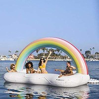 FUNBOY Oversized Inflatable Pool Float