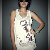 American History X Tank Top Edward Norton Shirt T-Shirt Women & Men Unisex Size S , M , L , XL
