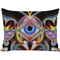 Unfolding Vision Bed Pillow