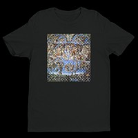 """Limited """"LV x DaVinci"""" Sistine Concept Tee (Available in Black & White)"""