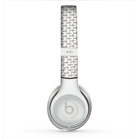 The Simple Vintage Fish on String Skin for the Beats by Dre Solo 2 Headphones