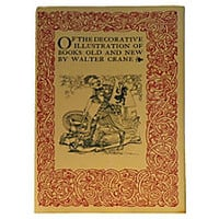 Books Illustrated by Walter Crane