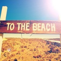 to the beach   photography