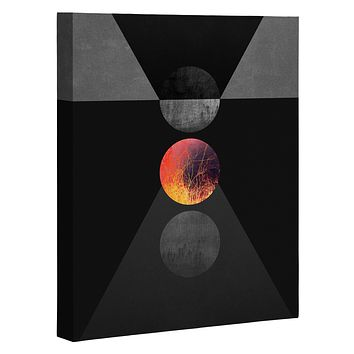 Elisabeth Fredriksson Phases Art Canvas