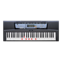 Yamaha EZ-200 61 Full-Sized Touch Sensitive Lighted Keyboard - Reconditioned