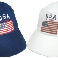 Polo Ralph Lauren USA Embroidered Hat