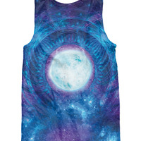 Celestial Galaxy Sirius universe astrology psychedelic Tank Top Alterception, 10% off coupon code: 030609