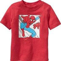 Old Navy Marvel Spiderman Tees For Baby