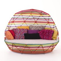 Tropicalia - Daybed by Moroso, design at STYLEPARK