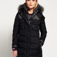 Dark Elements Hooded Parka Jacket