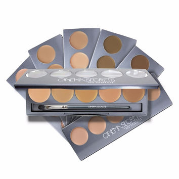 Ultimate Corrector Foundation 5-in-1 Pro Palette ~ Cinema Secrets 6 Choices