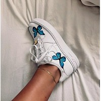 Nike Air Force 1 Low Fashionable and casual cushioning shoes