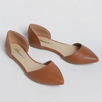 Camille D'Orsay Flats