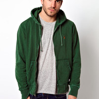 Polo Ralph Lauren | Polo Ralph Lauren Hoodie in Washed Cotton at ASOS