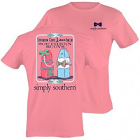 Simply Southern T-shirt Southern Buoys