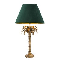 Brass Palm Tree Table Lamp | Eichholtz Desert Star